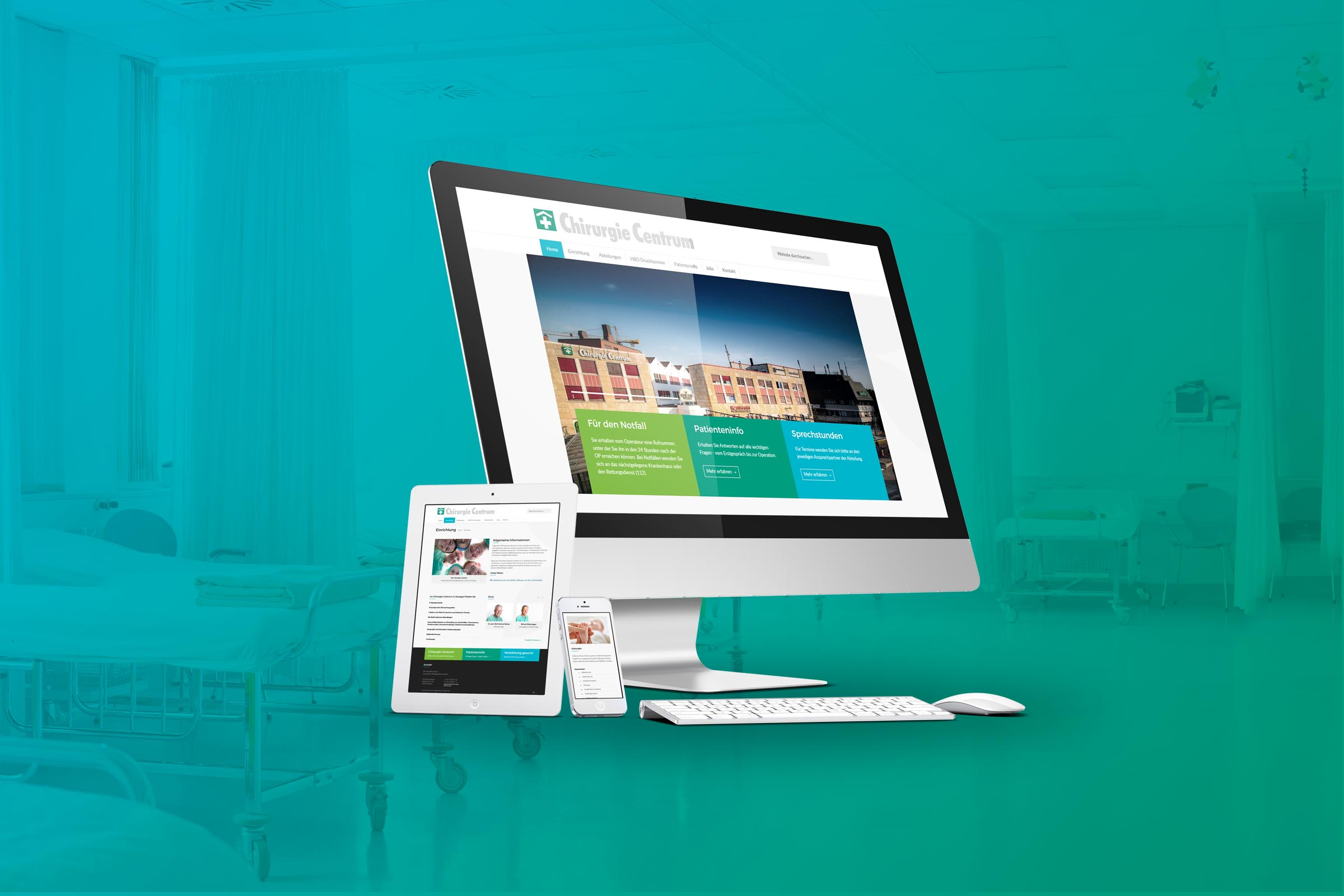 Chirurgie Centrum | Web